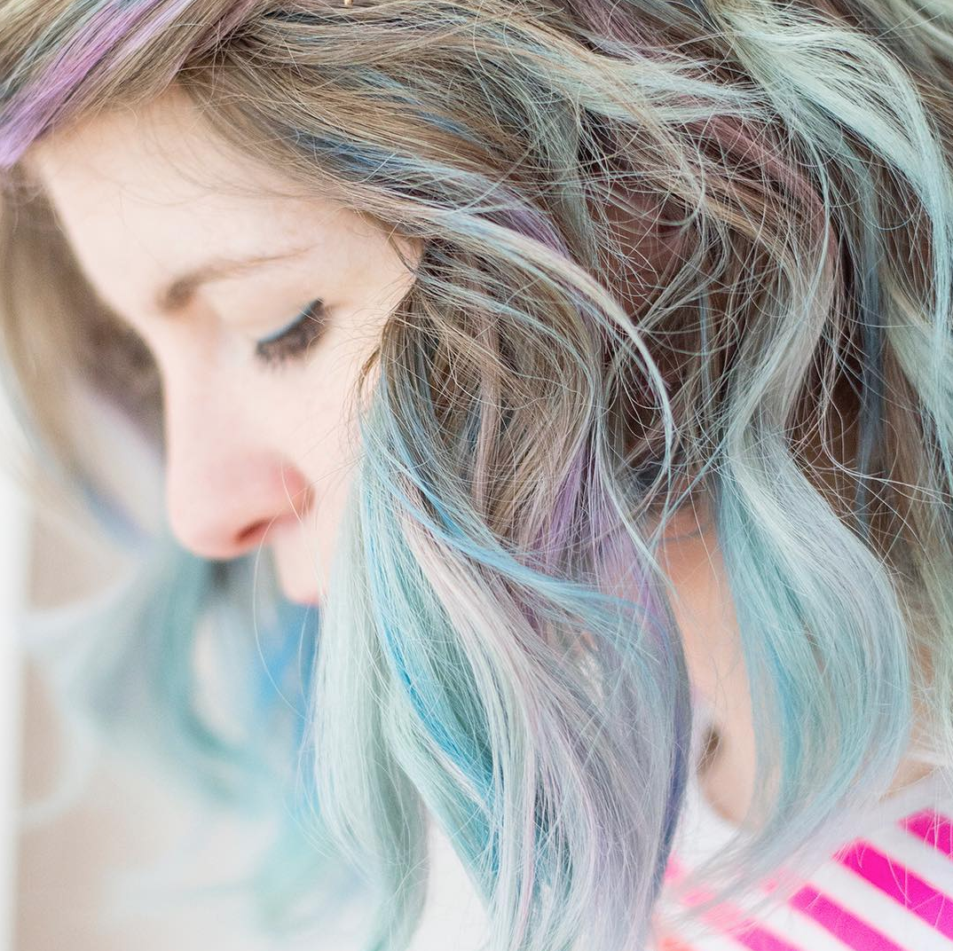 Dippity Do Gel Color Pop Hair Chalk