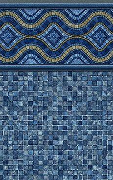 NOUVEAU - RENEGADE BLUE MOSAIC