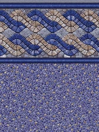 NOUVEAU - NANTUCKET BLUE SEASTONE