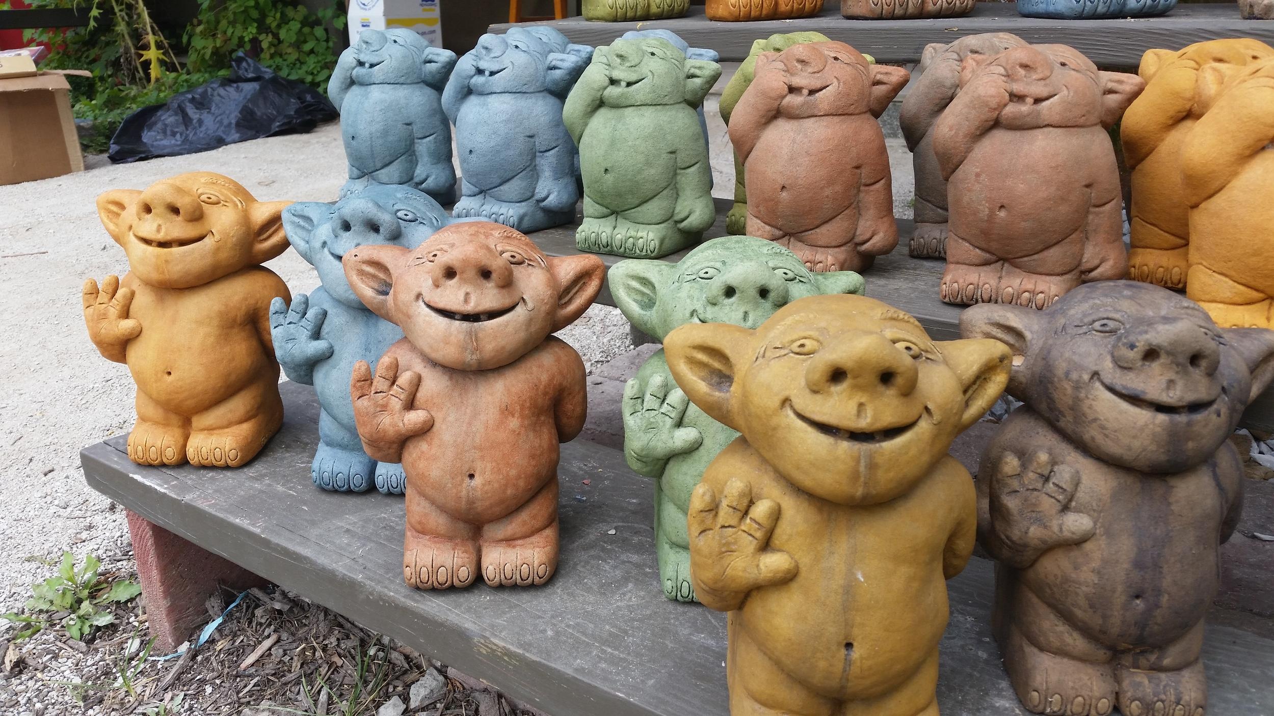Trolls, Bristol