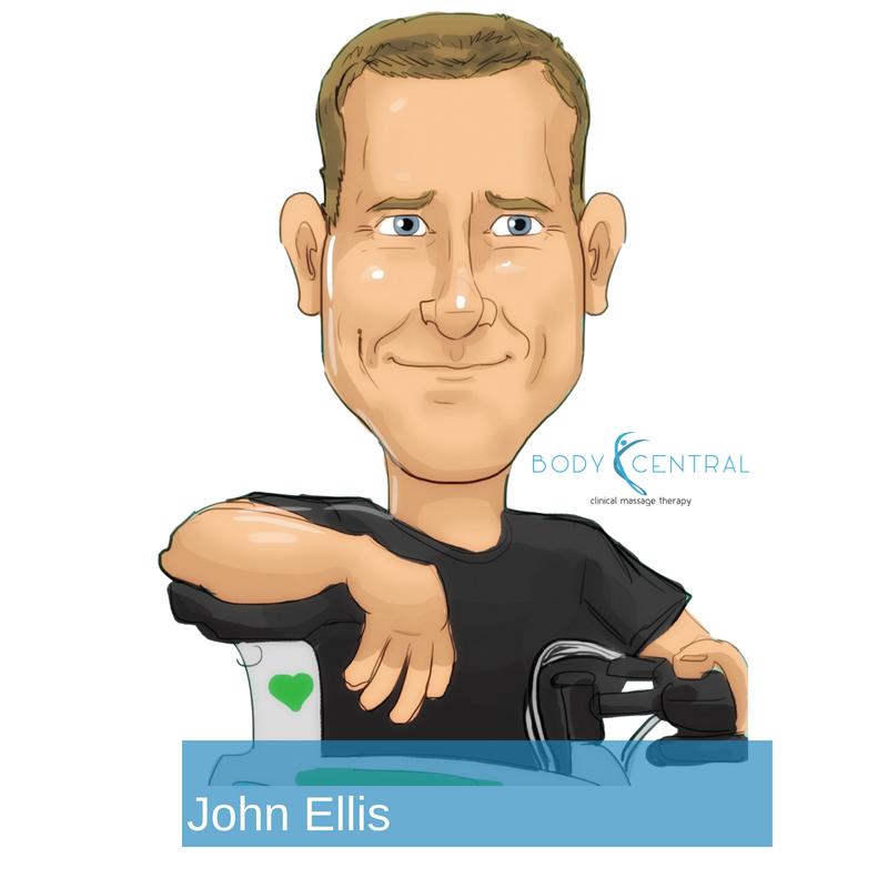 John Ellis -  Sports Massage Therapist