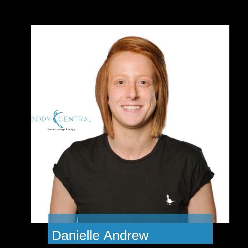 Danielle Andrew Sports Massage