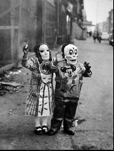 4. When Halloween Was Truly Scary