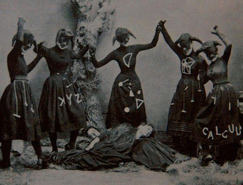 5. Dance of the Witches