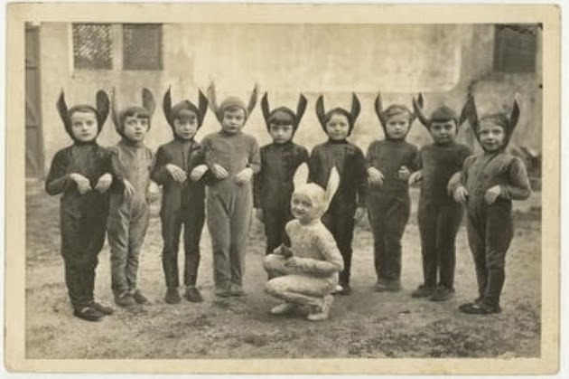 7. Bunnies from Hell