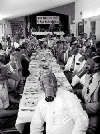 8. Apocalyptic Banquet