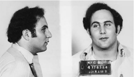 "David ""Son of Sam"" Berkowitz (Wikimedia Commons)"