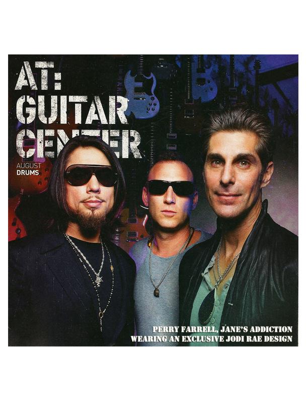 At: Guitar Center, 2011