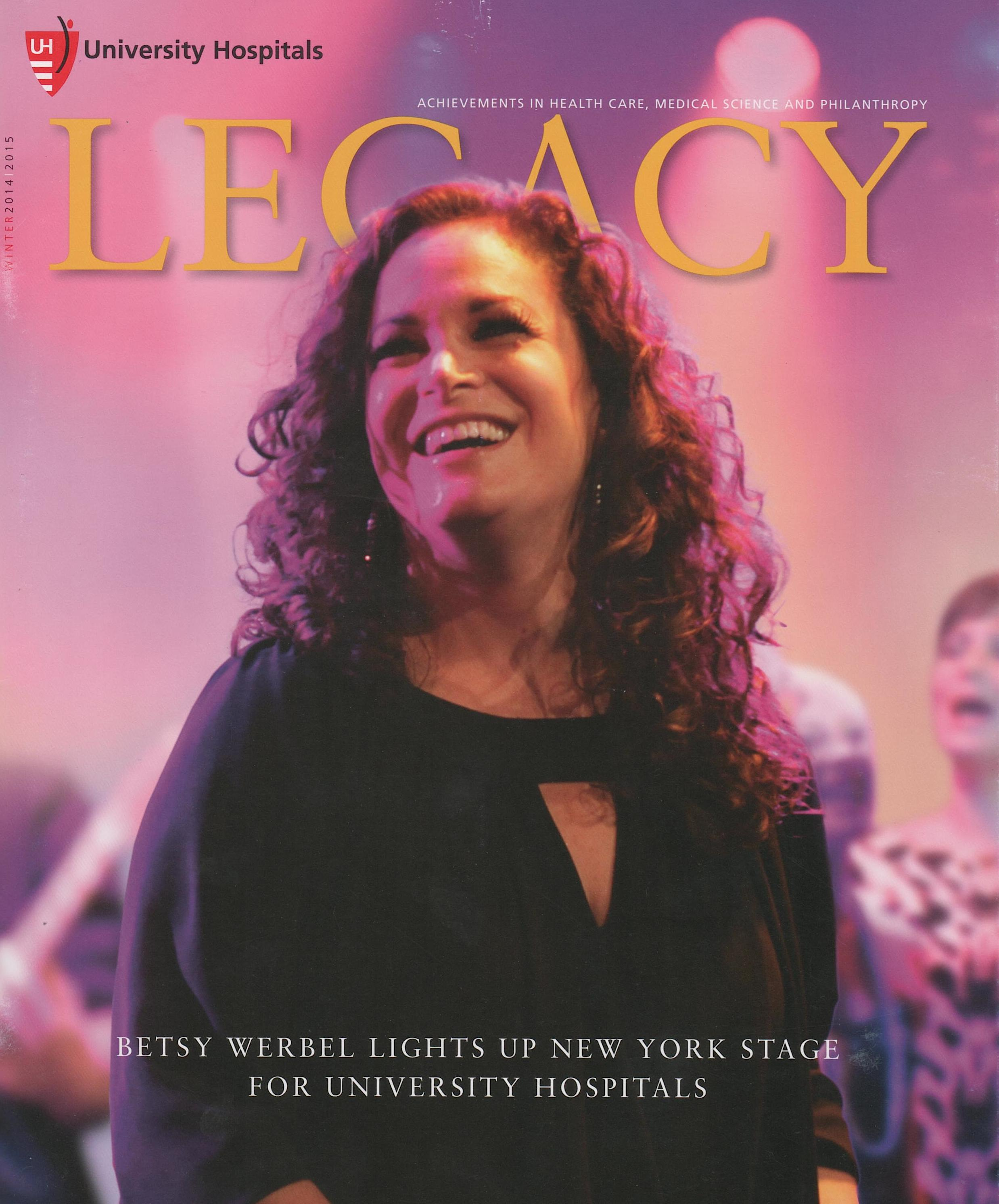 Legacy, 2015