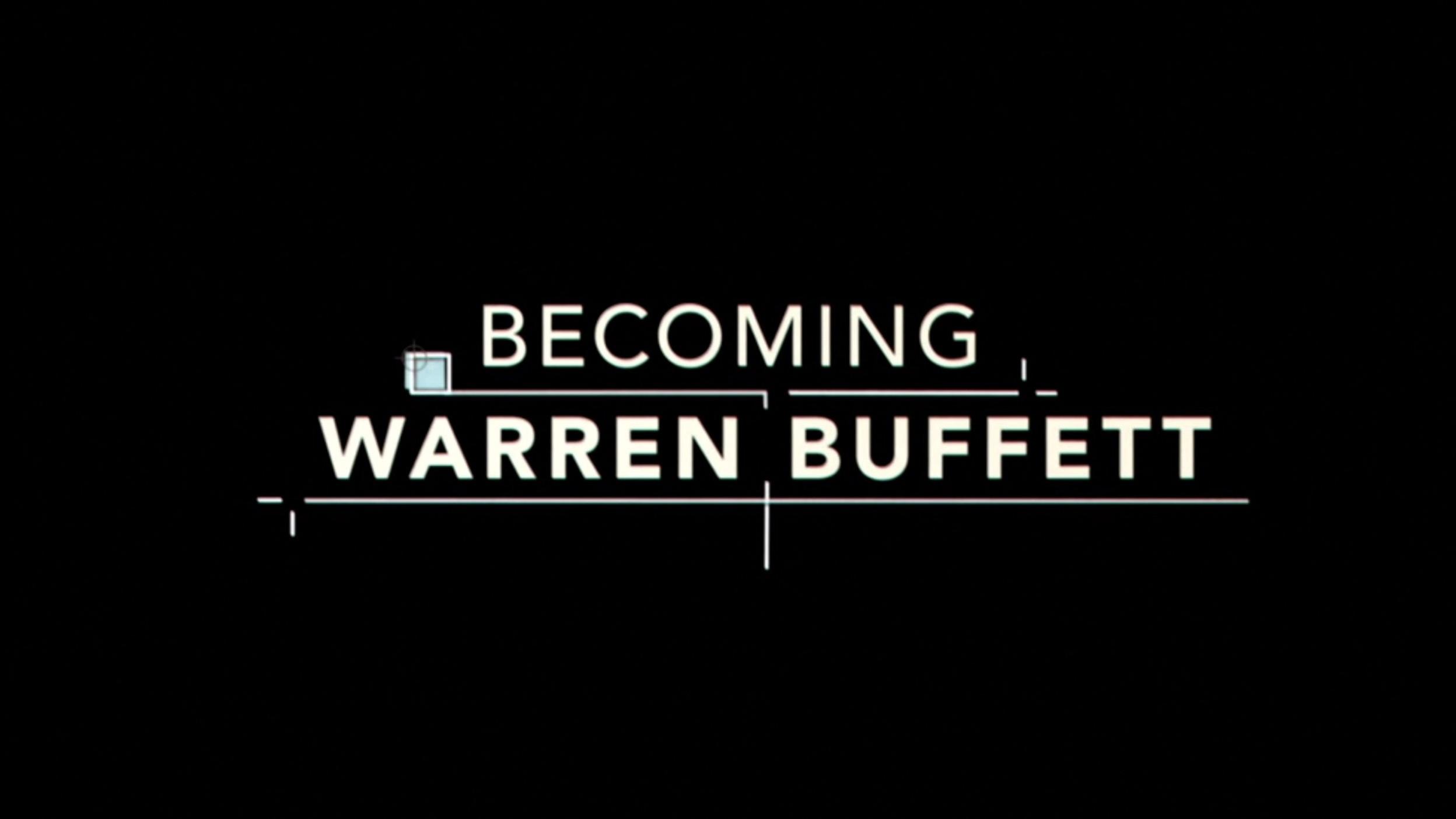 HBO Feature Documentary: Becoming Warren Buffet