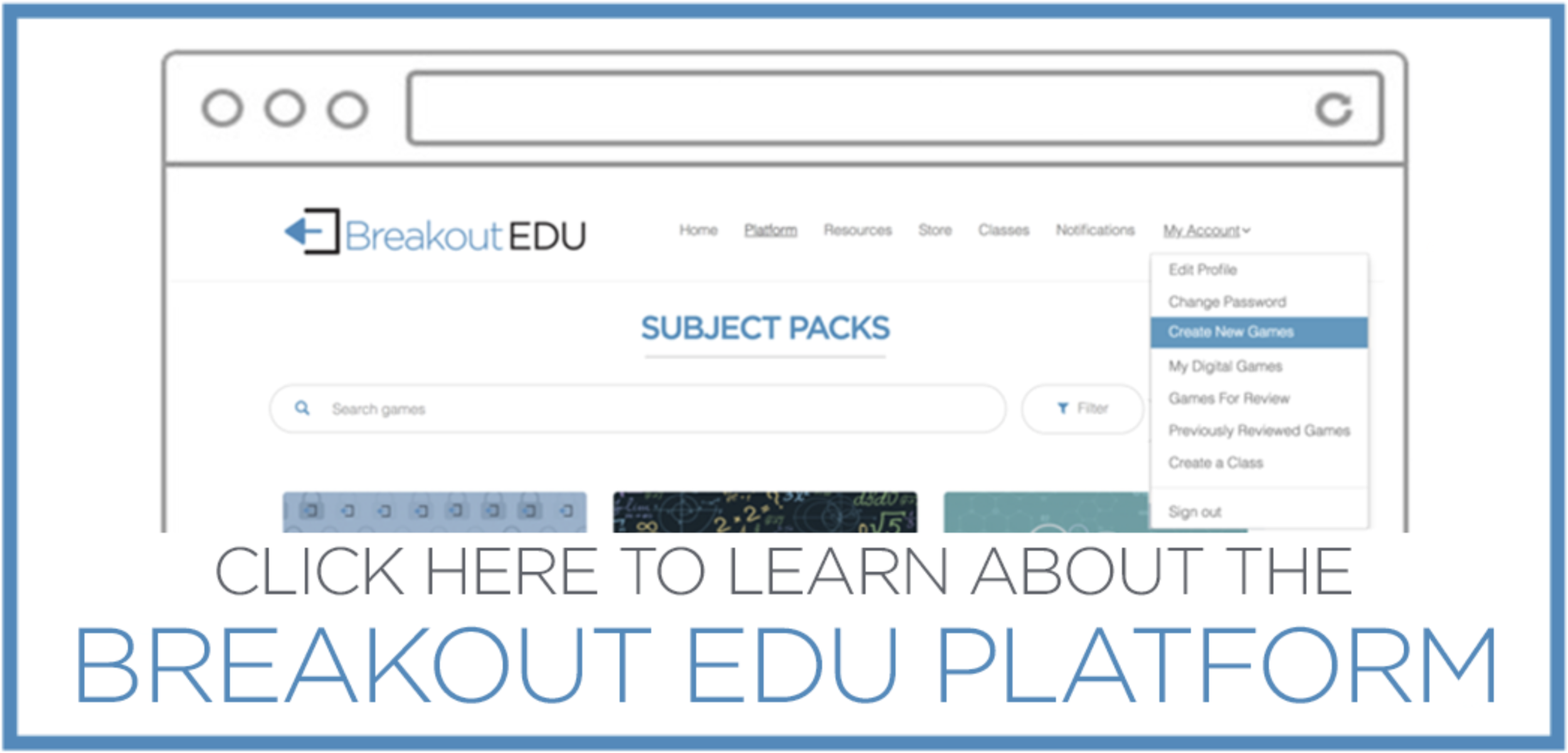 This page contains all the video and written tutorials on how to use the Breakout EDU Platform - including signing up students and creating Digital Games.