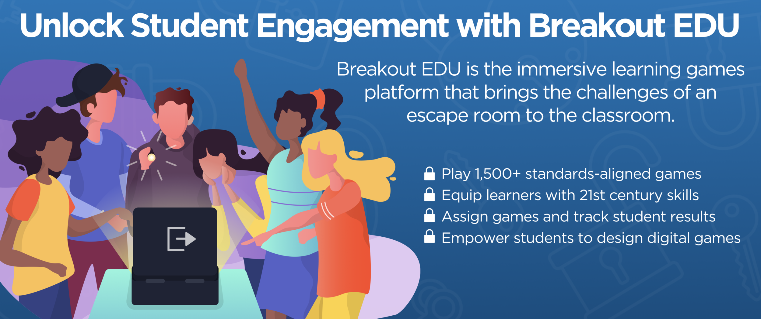 Unlock Student Engagement with Breakout EDU