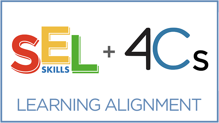 Learn how Breakout EDU supports the development of SEL and 4C skills.