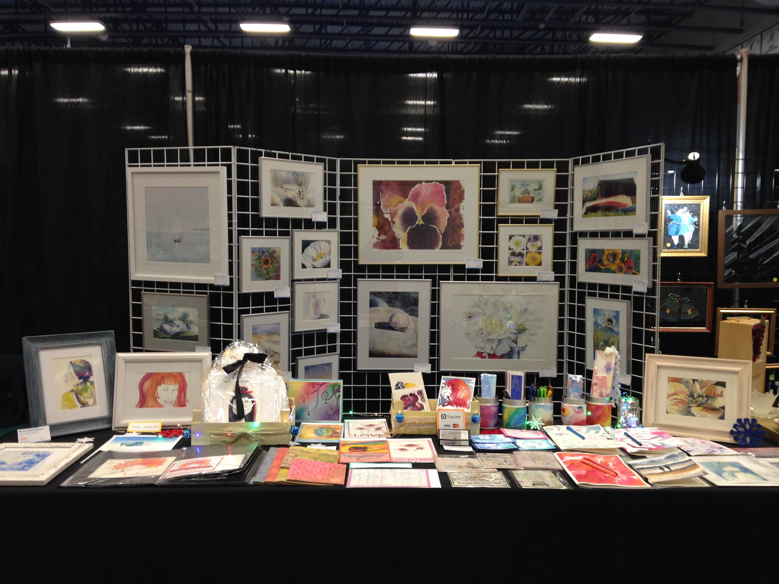 Pre-Christmas Art Fair with Capital Artisans Guild