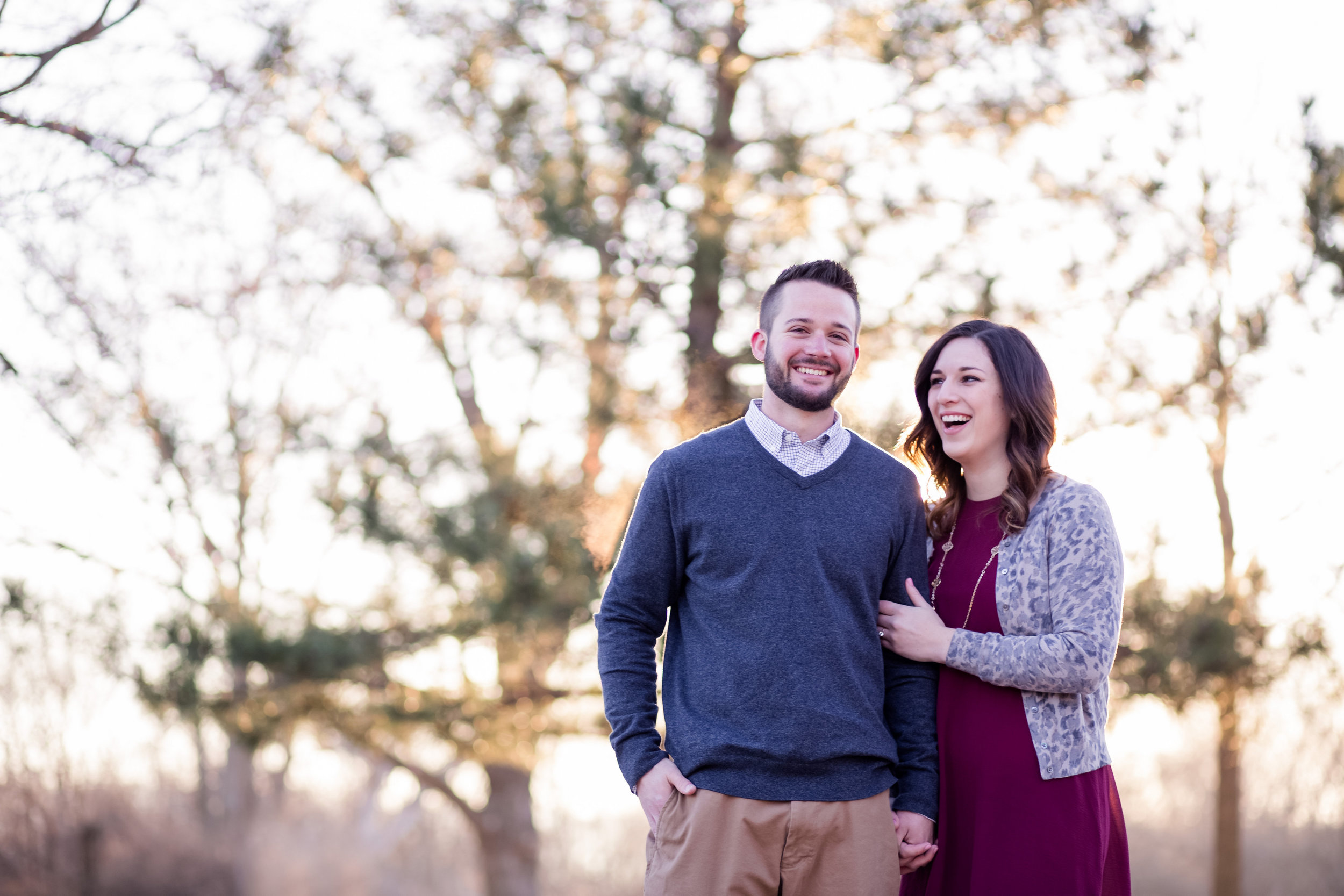 Engagement Photographer Olathe Kansas