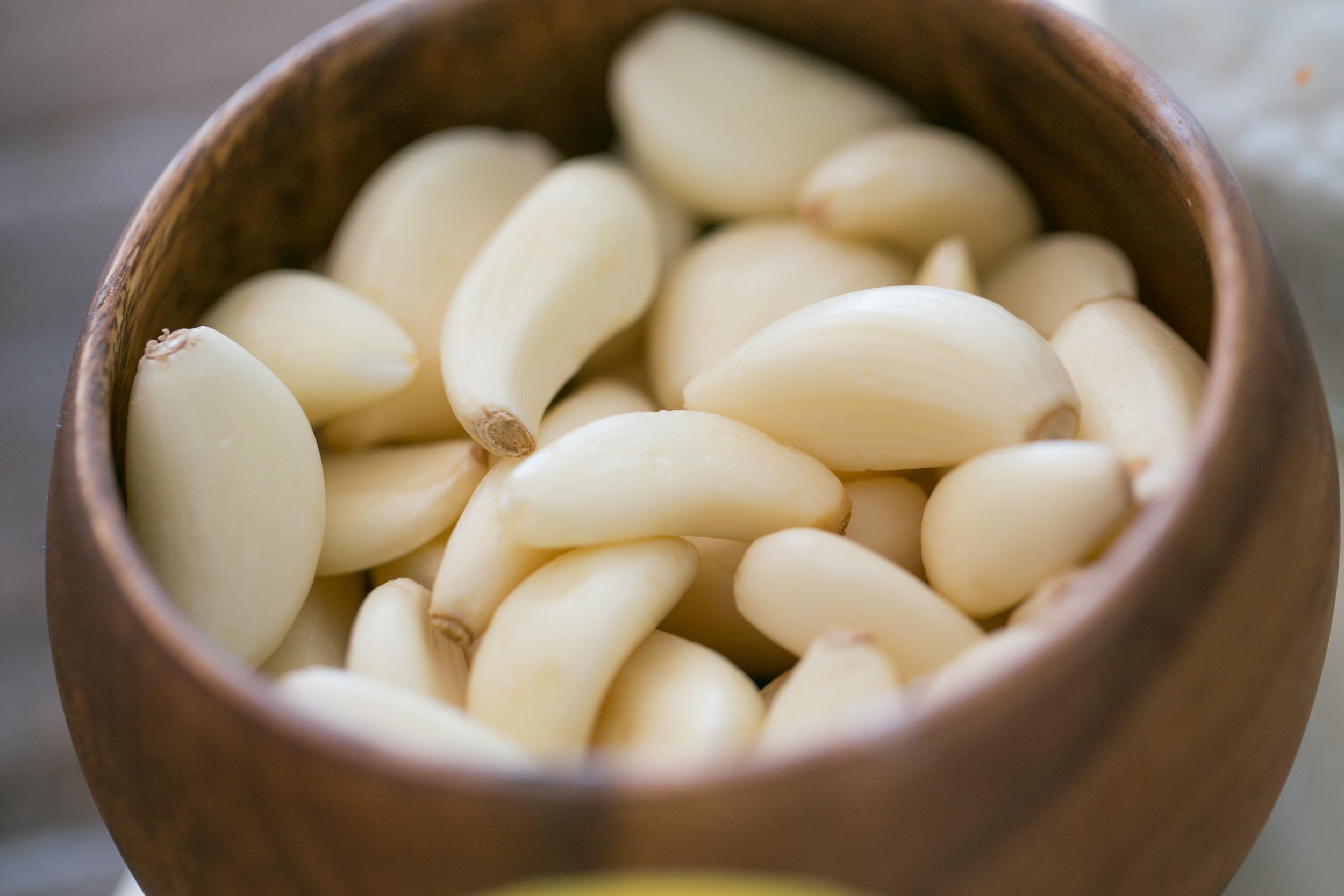 garlic-cures