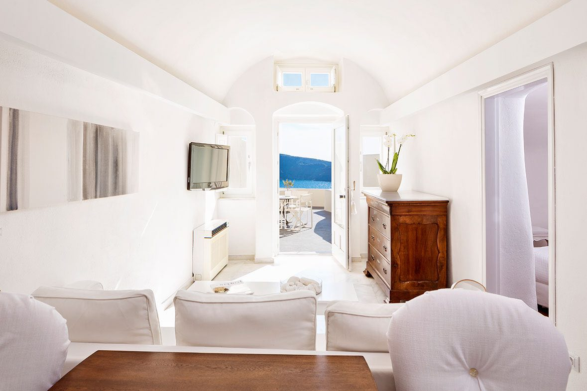 Photo Credit Canaves Oia Suites