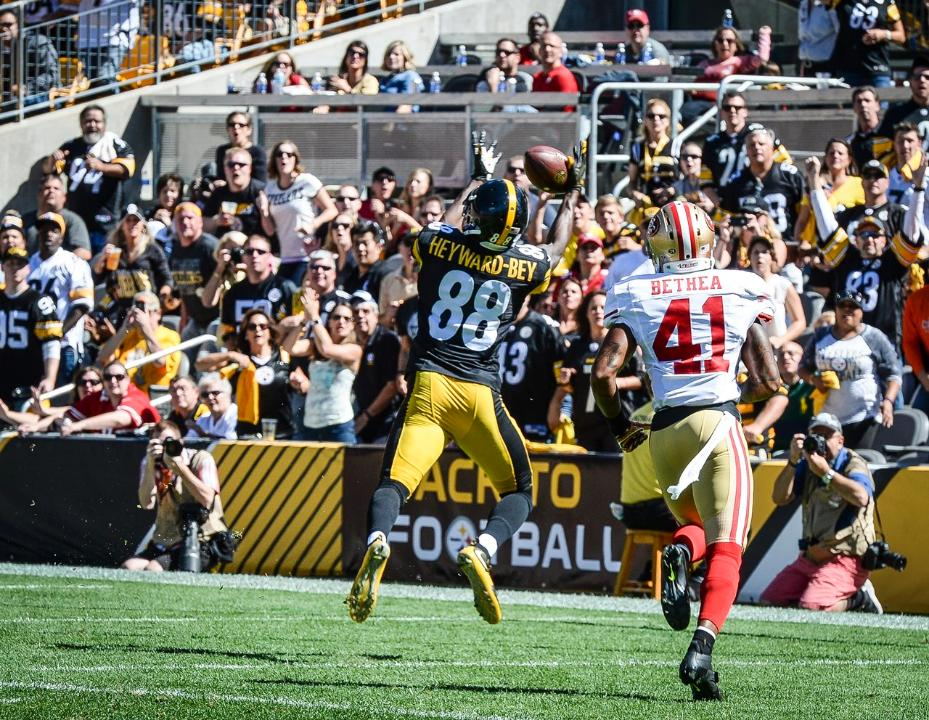 Photo Courtesy of The Pittsburg Steelers