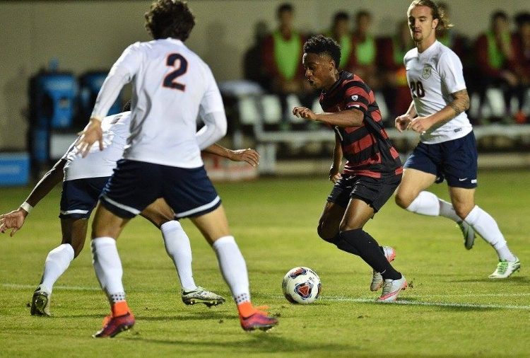 Stanford is one win away from advancing to Houston, Texas and their second straight College Cup.