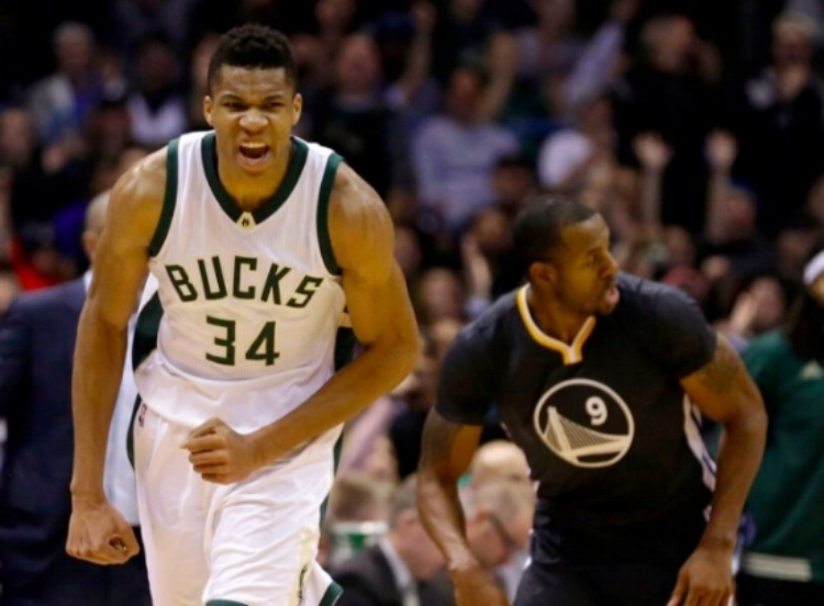 The Bucks' next visit to Oakland is March 18th...