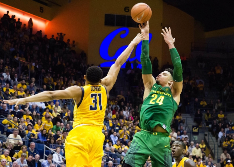 Dillon Brooks' last second three handed Cal a crushing loss toward the end of the Pac-12 season.