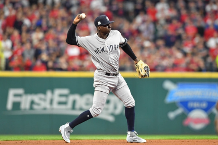 Can Didi Gregorius lead New York back to the World Series? (photo by Jason Miller)