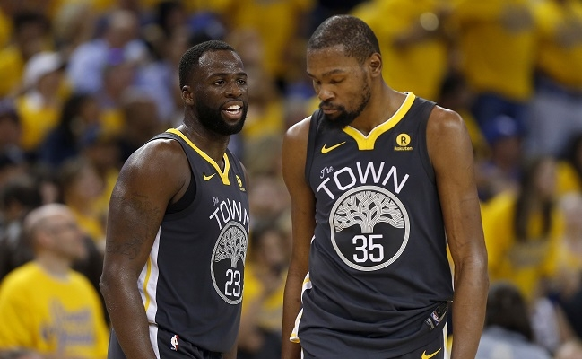 Things have turned tumultuous in the Warriors' final season in The Town.