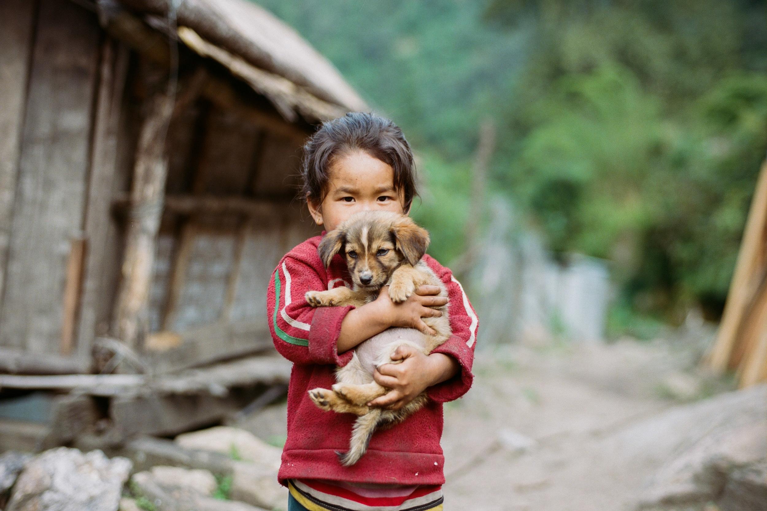 Tibetan Girl - Nepal.jpg