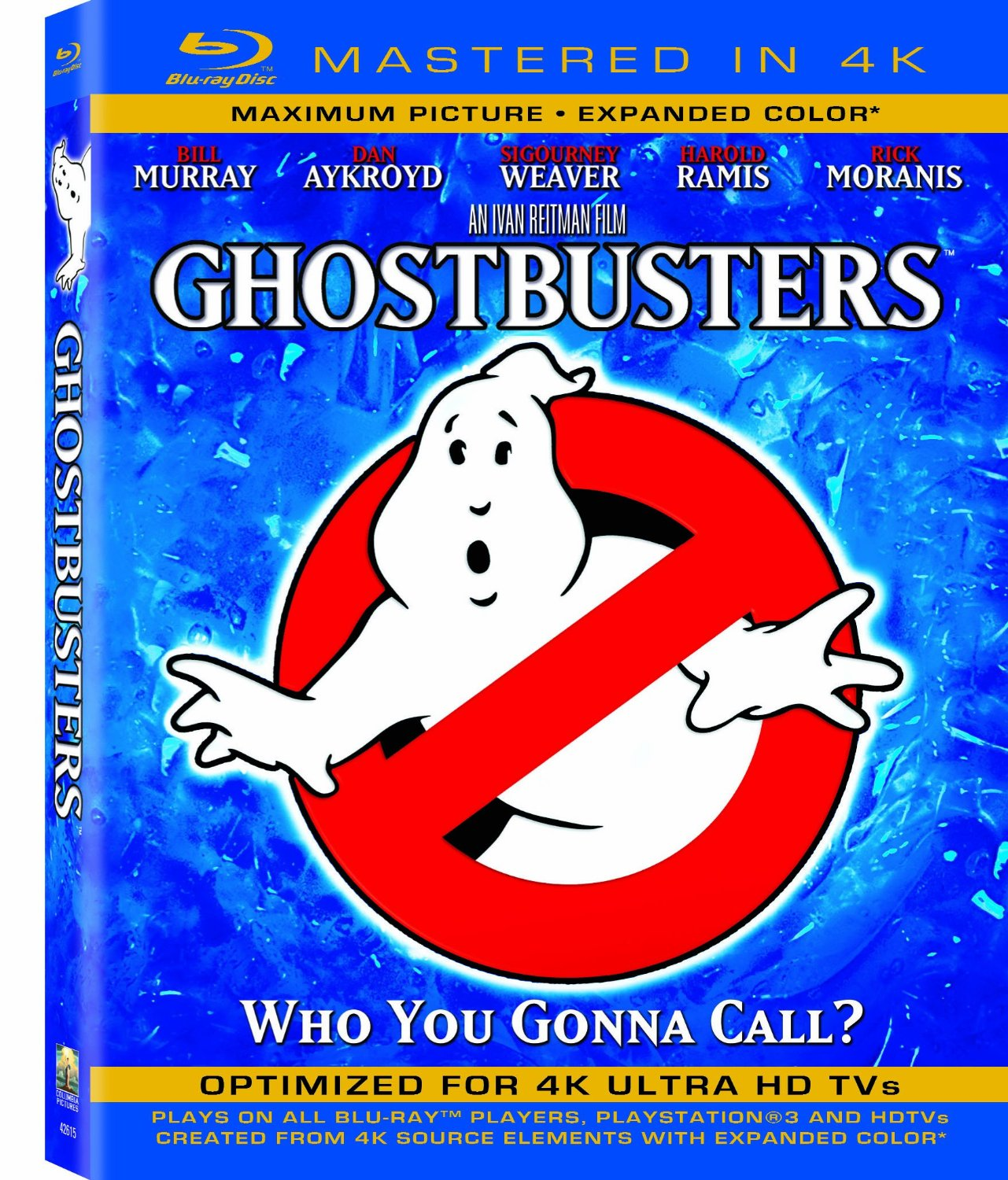 Original Ghostbusters Films Coming to UHD! But What Does That Mean?