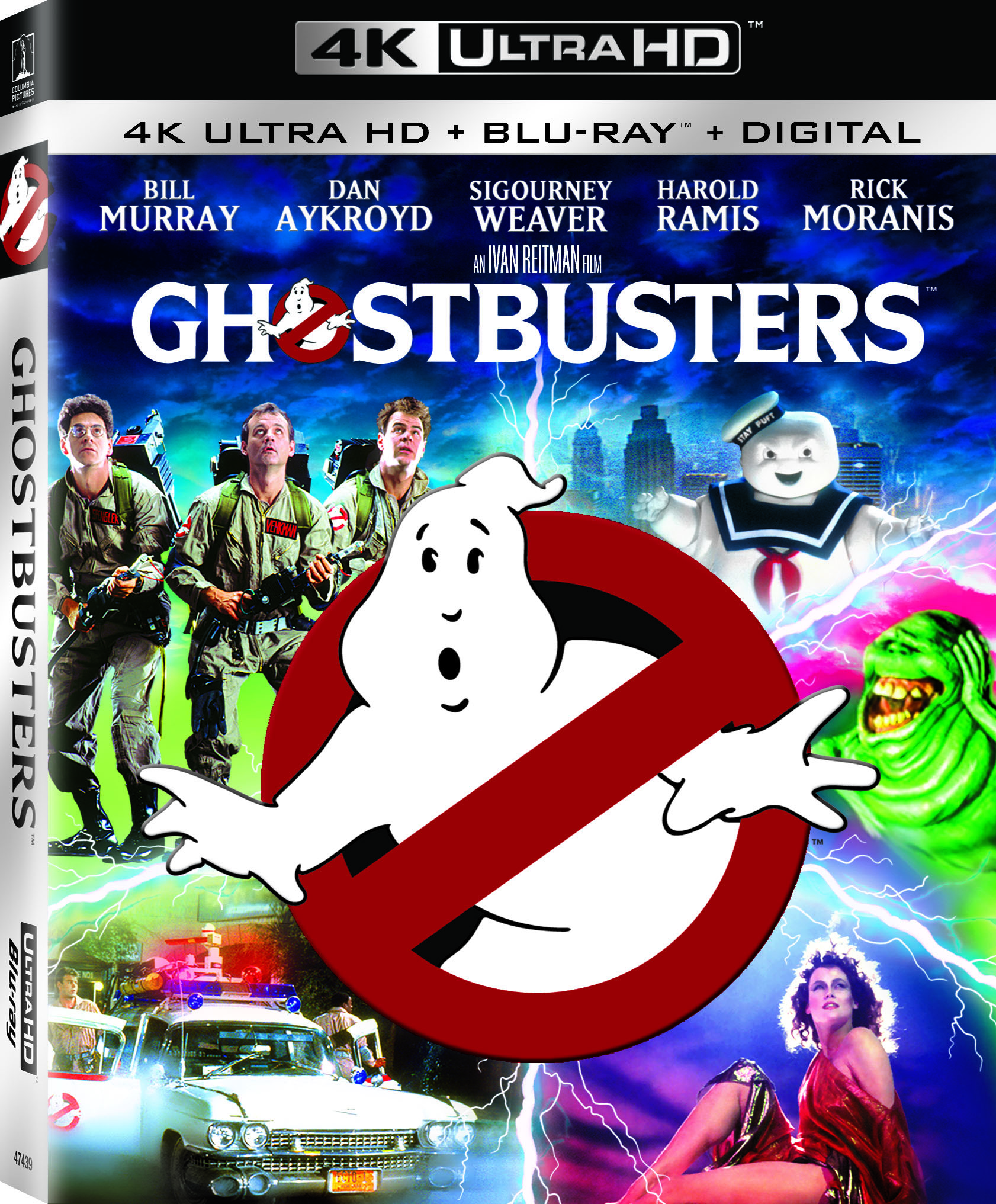Ghostbusters and Ghostbusters II 4K UHD Review