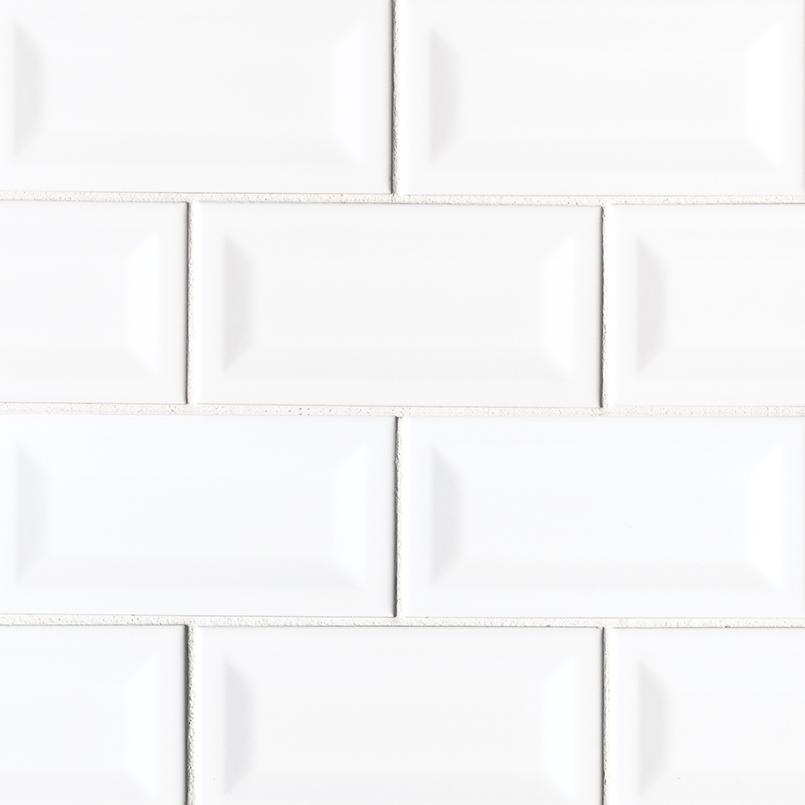 Inverted 3x6 White
