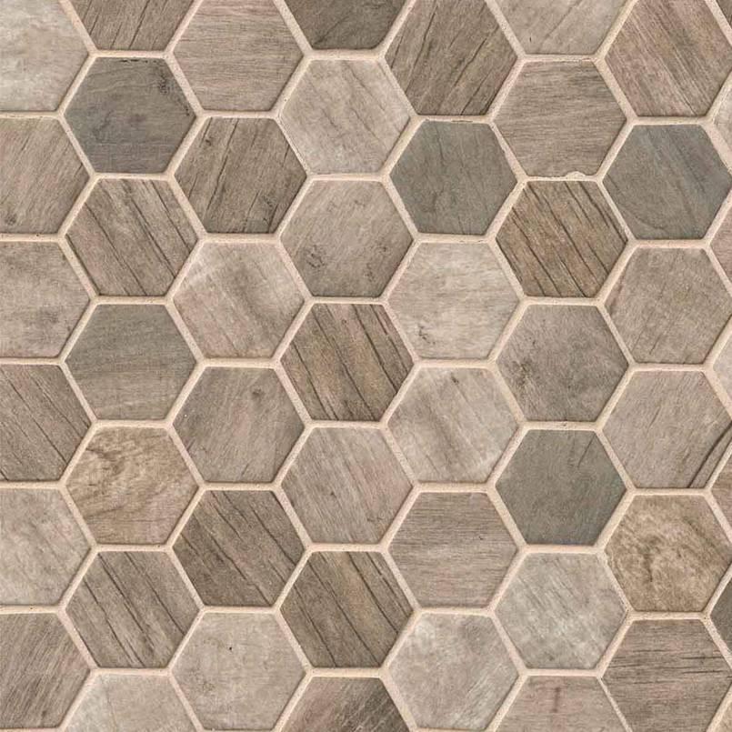 Drift Wood Hexagon