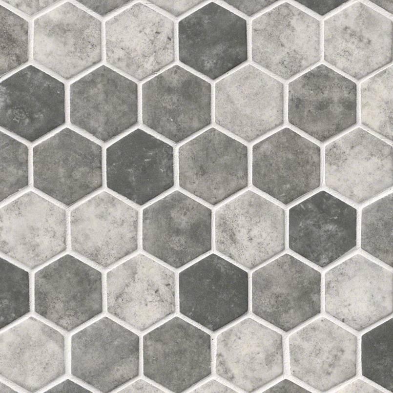 Urban Tapestry Hexagon