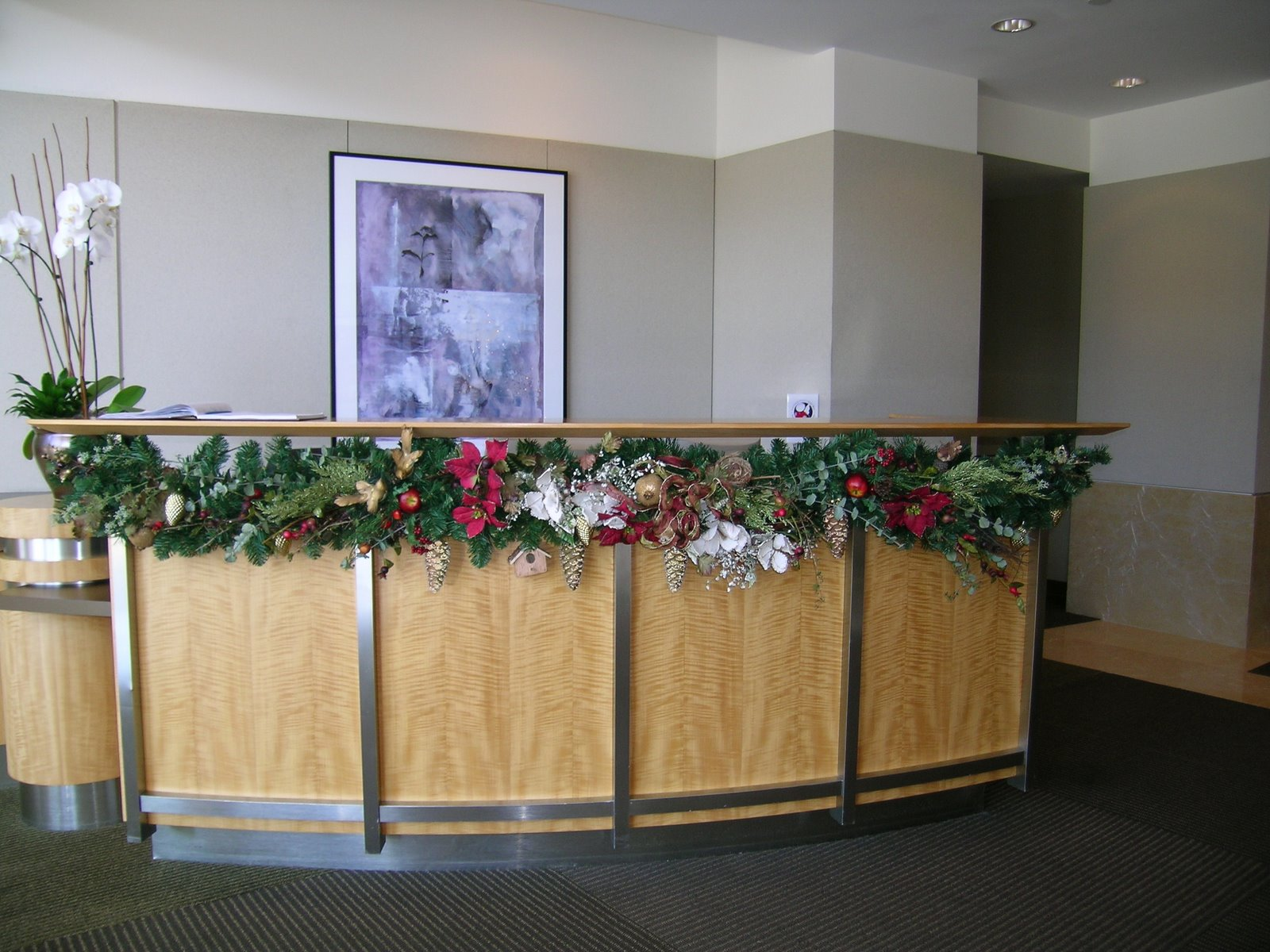 Reception Garland