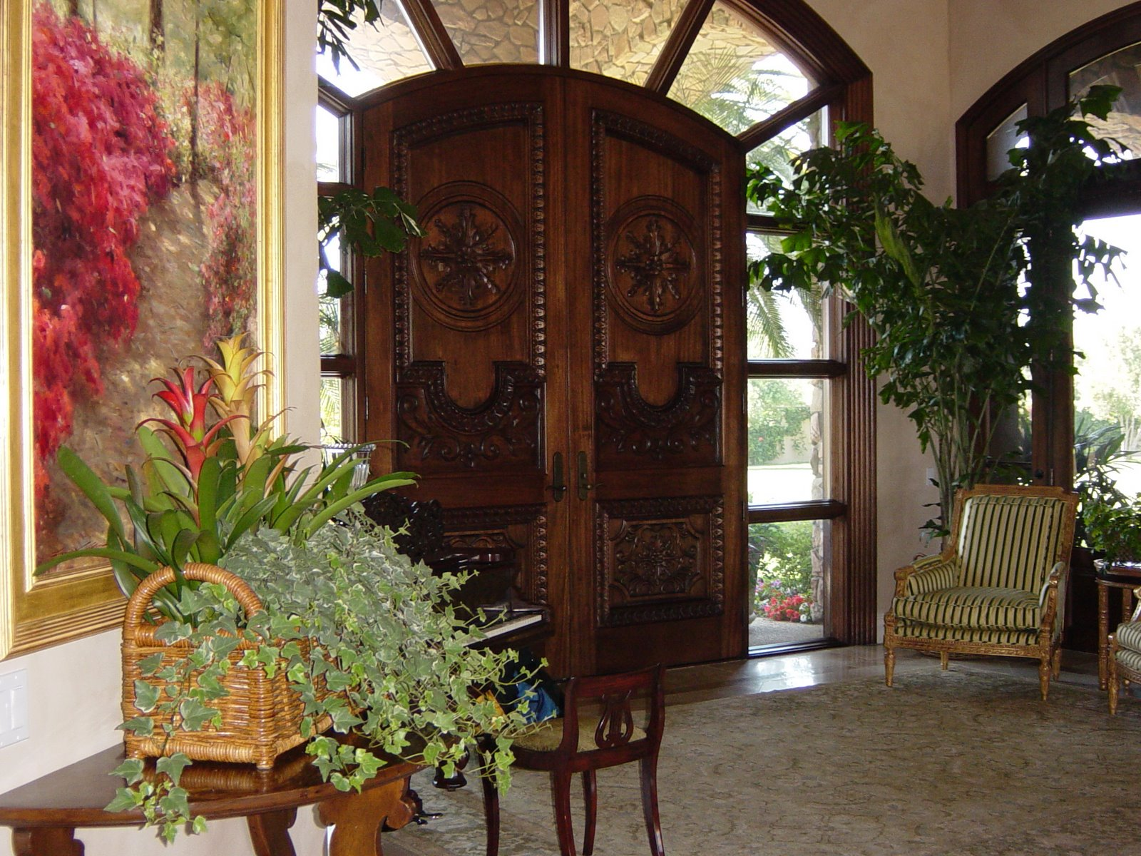 Estate Home Plantscapes