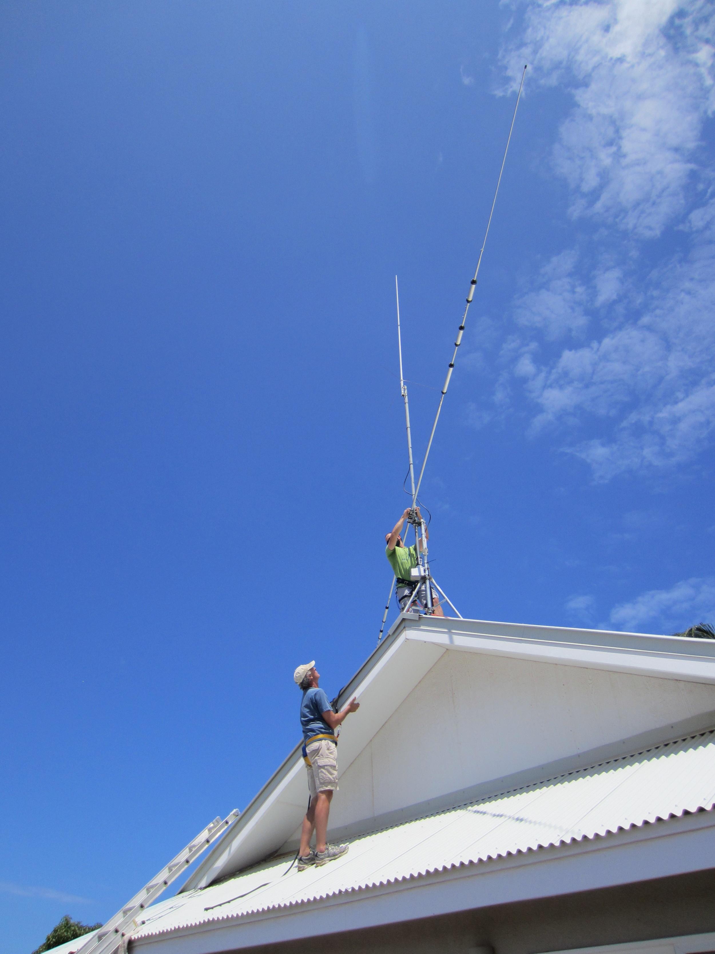 2015_04_30 HAM Antennae Install_009.JPG