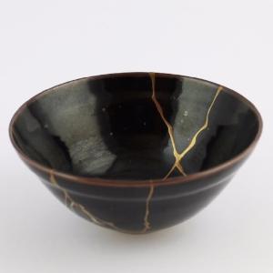 Teabowl,  Yamamoto Gempo (1866-1961) photo courtesy of Backmann Eckenstein Newsletter