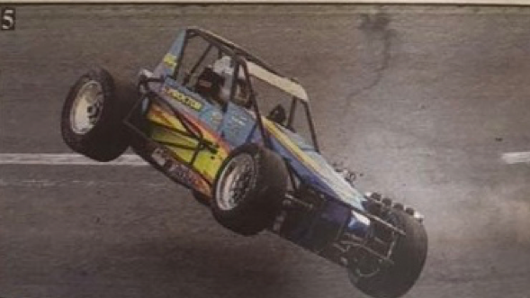Photo Courtesy of Jim Smith, Area Auto Racing News