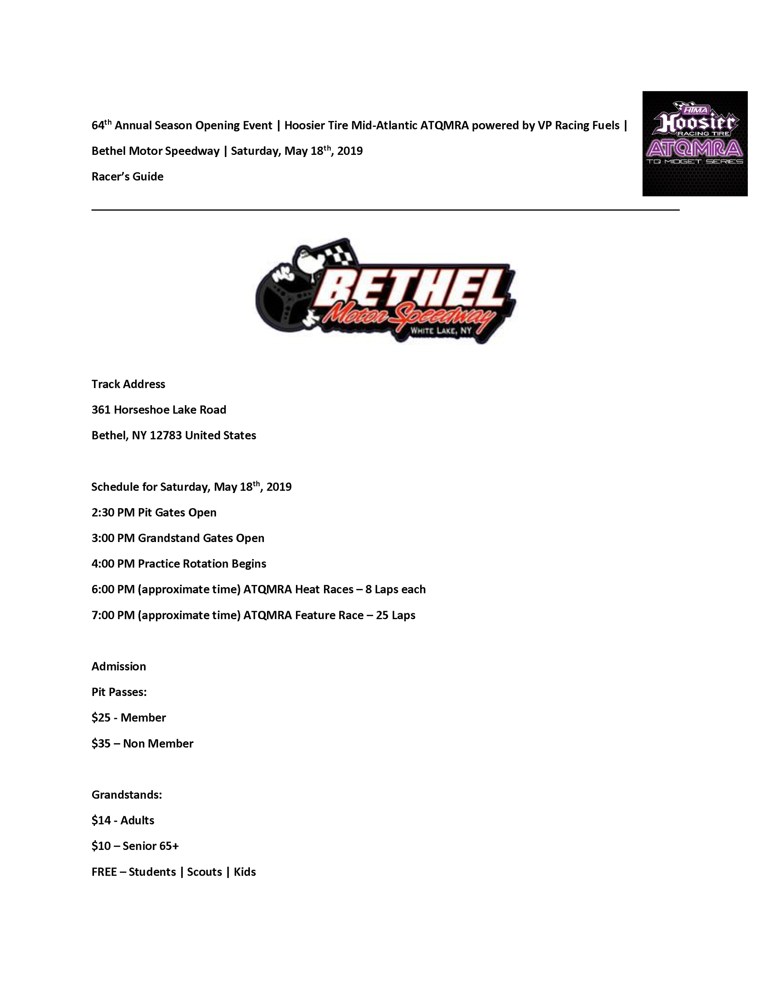 2019 Bethel 1 Racer's Guide.png