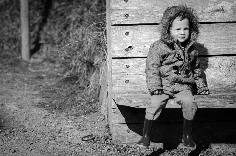 boy portrait kynance cove national trust cornwall
