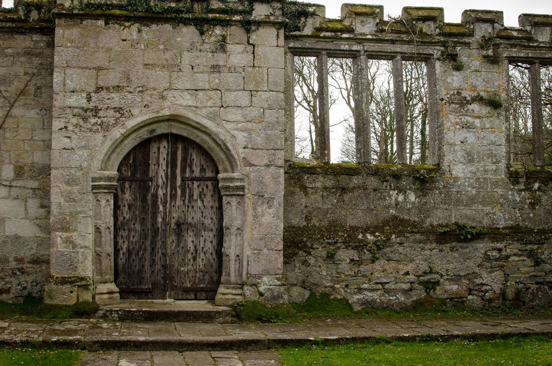 godolphin house old door