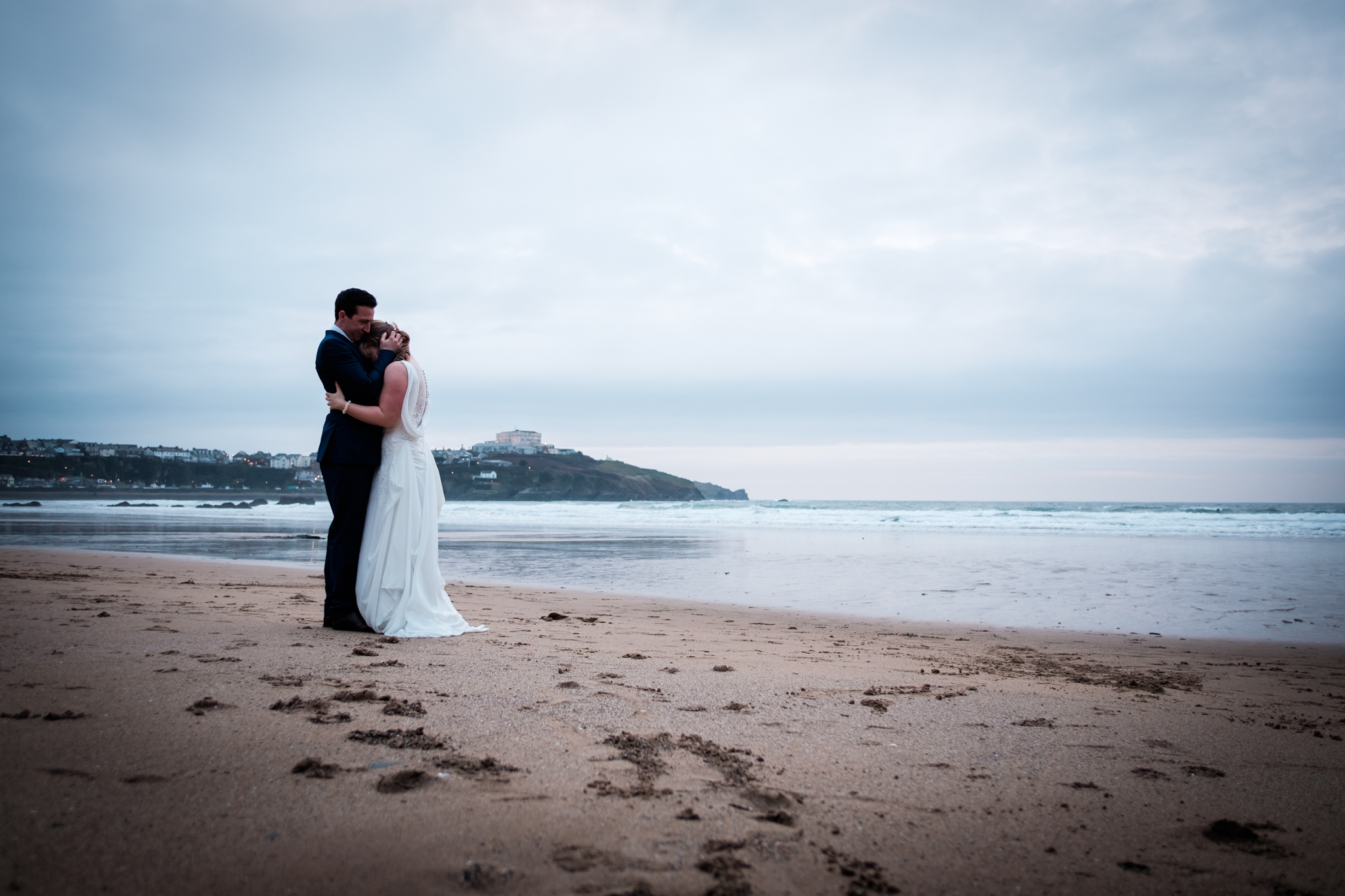 Great Western Beach Newquay wedding.jpg