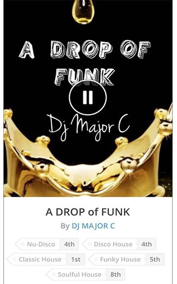 A Drop of Funk