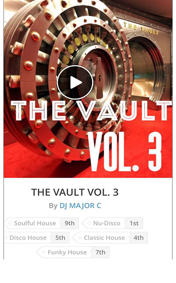 DJ MAJOR C THE VAULT VOL. 3
