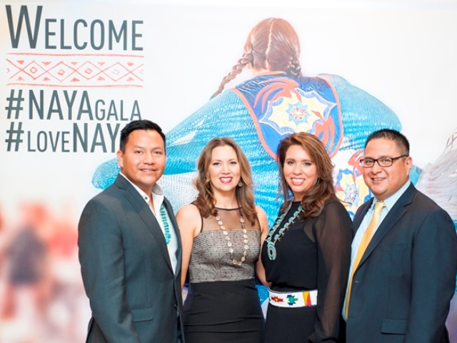 14th Annual NAYA Gala - Friday, Nov 17, 2017Portland Art Museum |1219 SW Park Avenue |Portland, OR 97205For more info and/or to purchase tickets: http://nayagala.org/