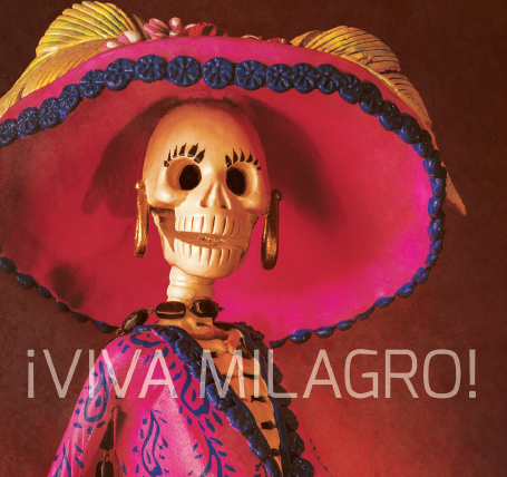 ¡Viva Milagro! - Wednesday, November 1, 20176:30pm – 9:00pmRSVP by October 24El Zócalo at El Centro Milagro | 537 SE Stark Street | Portland, OR 97214For more info: http://milagro.org/ or 503-236-7253