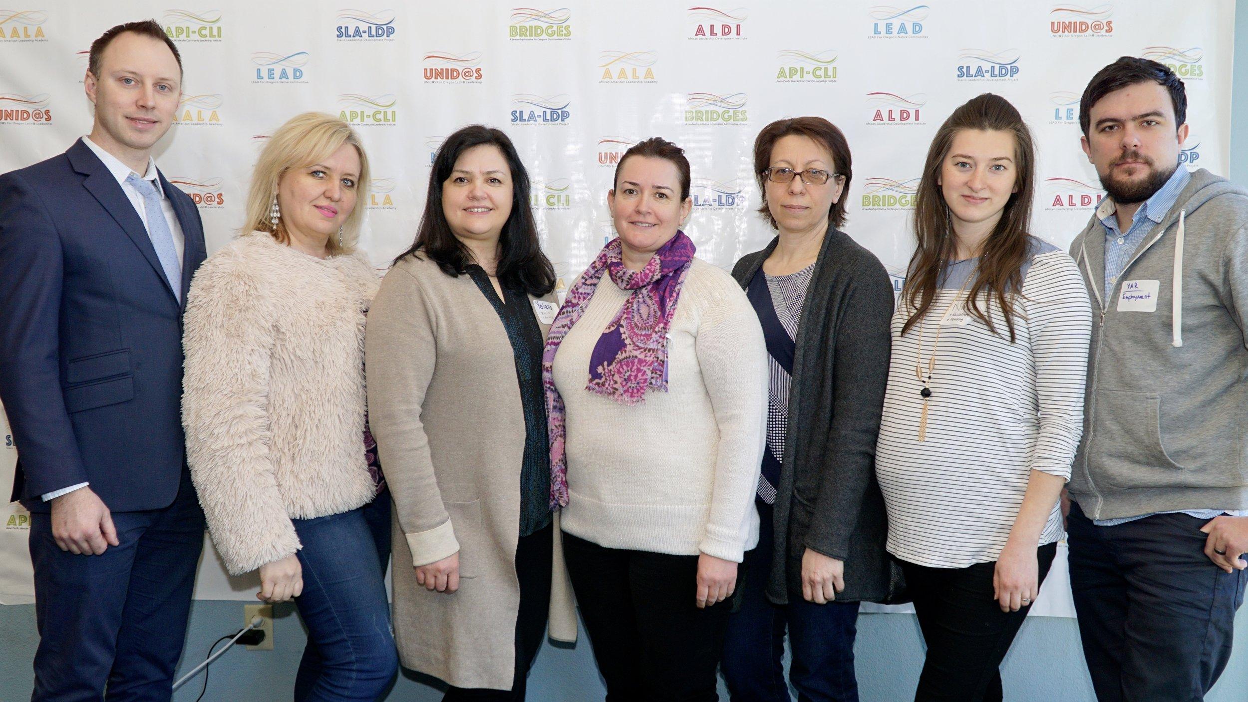 Slavic Leadership Development Project (SLA-LDP)