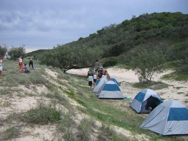 Fraser Island - Getoutoftown