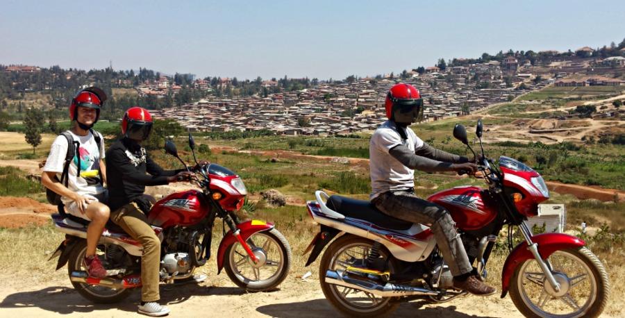 Op zoek naar een werkplek in Afrika