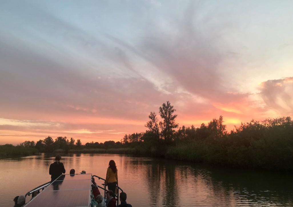 zonsondergang boot biesbosch.png